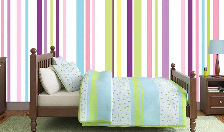 Decor Ideas For A Kid S Room Print A Wallpaper