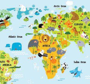 Childrens Maps